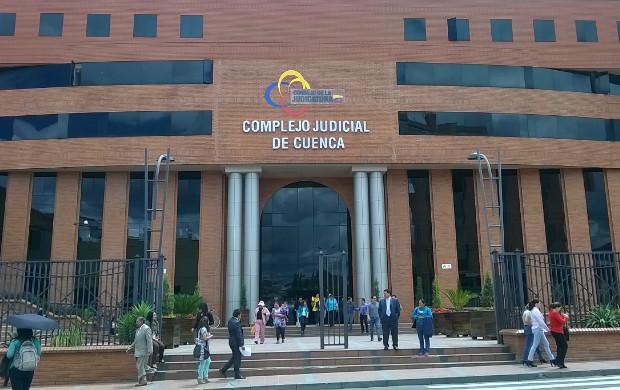 Cuatro ciudadanos fueron sentenciados por asociación ilícita en Cuenca