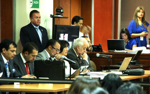 Prisión preventiva para 12 procesados en caso 'González y Otros' por desaparición forzada