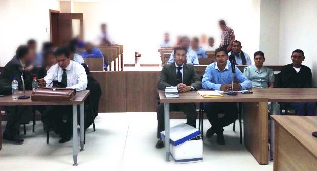 Se ratifica primera sentencia por secuestro extorsivo en Zamora Chinchipe