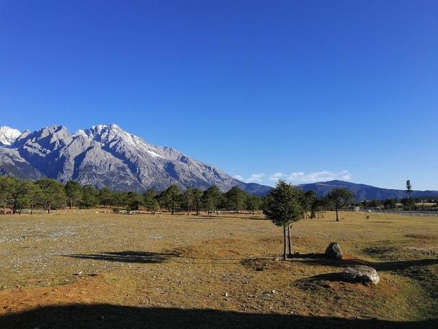 snow-mountain-mountainous-landforms-mountain-sky-natural-landscape 图片素材