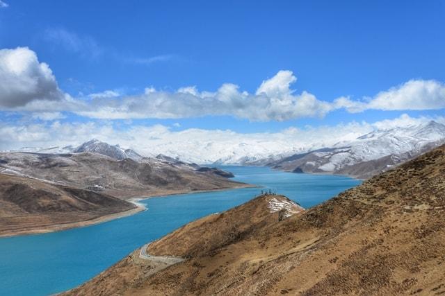 nam-co-mountainous-landforms-mountain-mountain-range-sky 图片素材