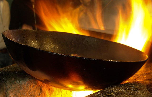 heat-flame-hot-cooking-stove picture material
