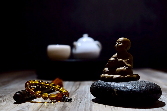 no-person-zen-balance-one-meditation picture material