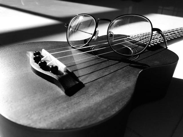 monochrome-guitar-string-instrument-memories-eyewear picture material