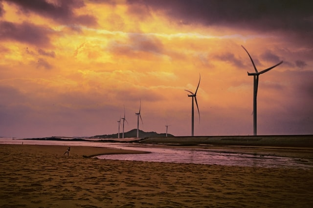 windmill-wind-wind-turbine-sky-energy picture material