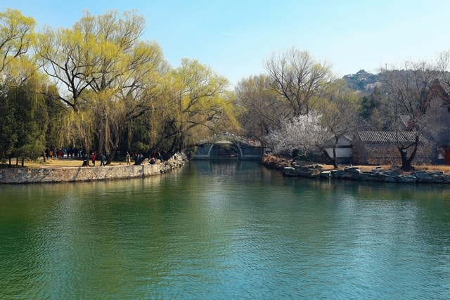 spring-body-of-water-natural-landscape-water-nature 图片素材