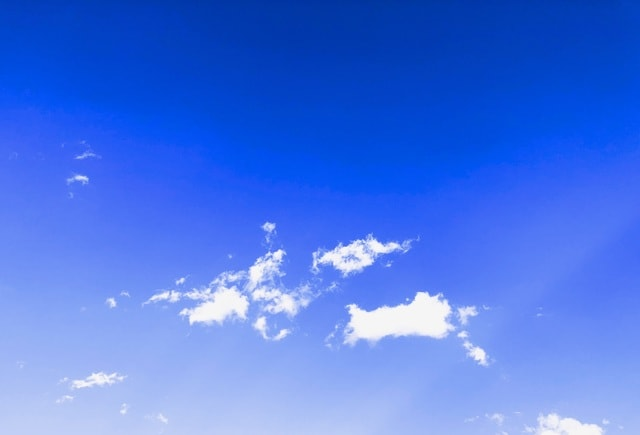 sky-cloud-daytime-blue-atmosphere picture material