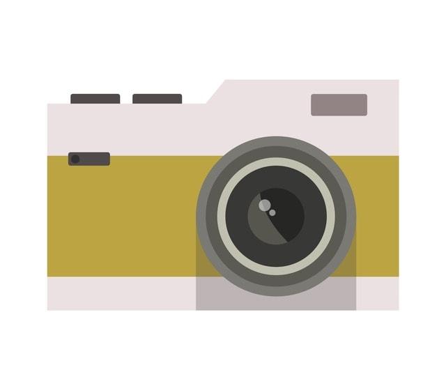 camera-icon picture material