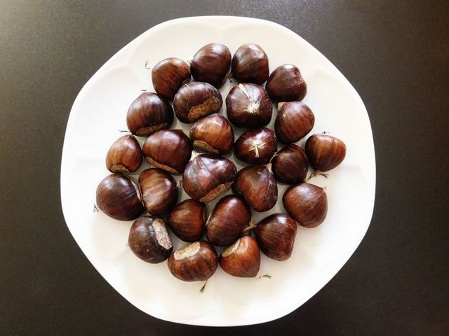 chestnuts picture material