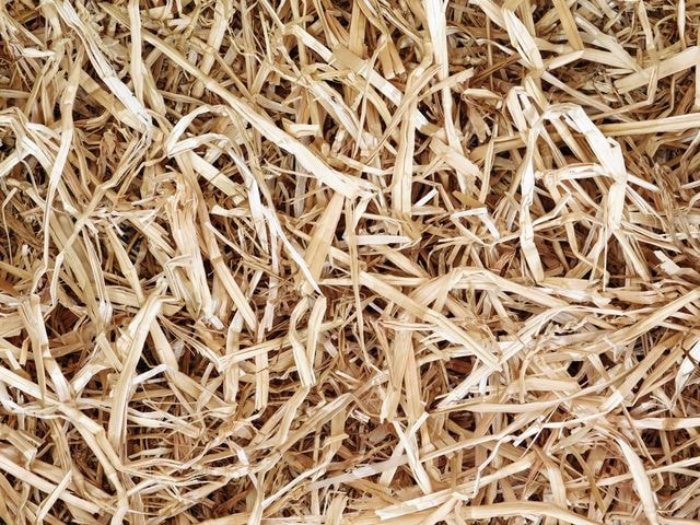 straw-texture picture material
