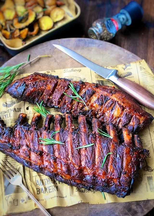 meat-food-dish-steak-barbecue 图片素材
