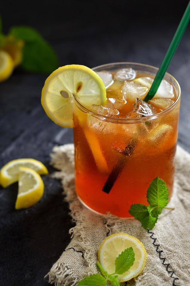 drink-lemon-cold-icee-glass 图片素材