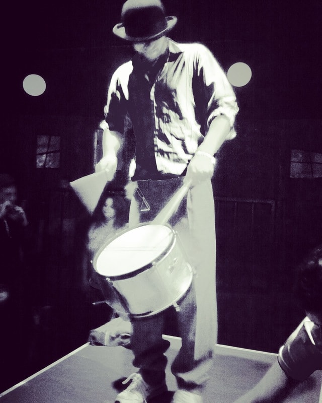 music-performance-musician-drummer-blackandwhite picture material