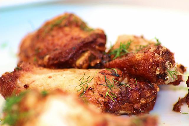 chicken-wings 图片素材