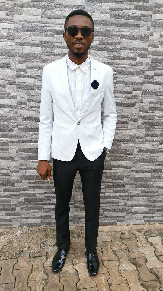 fashion-suit-man-white-wear picture material