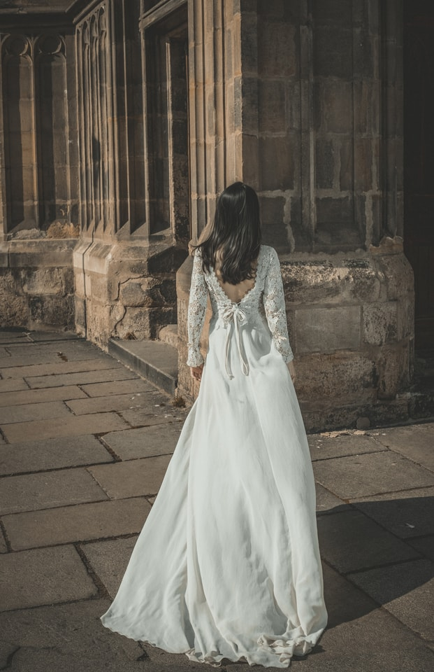 gown-wedding-dress-dress-bridal-clothing-bride picture material