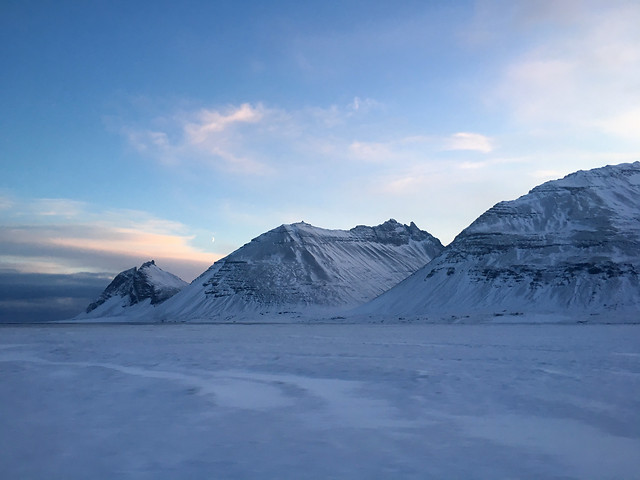 snow-mountain-winter-ice-landscape 图片素材