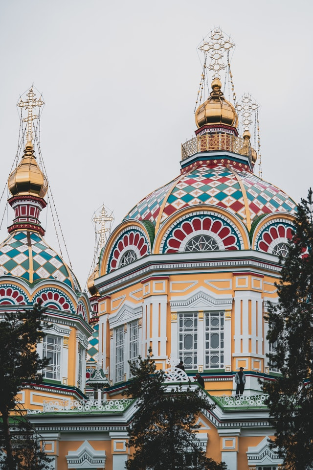 zenkov-cathedral-in-restoration-period-april-2019-almaty-kazakhstan picture material
