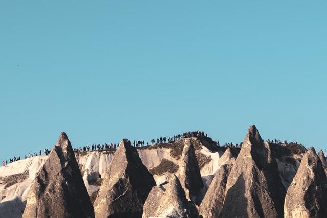 cappadocia-turkey 图片素材