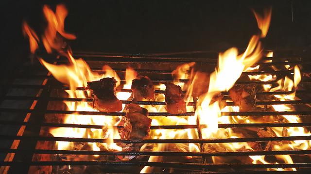 flame-heat-hot-fireplace-burn 图片素材