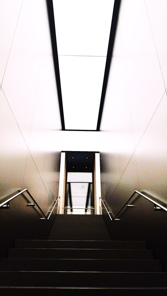 architecture-daylighting-line-symmetry-sky picture material