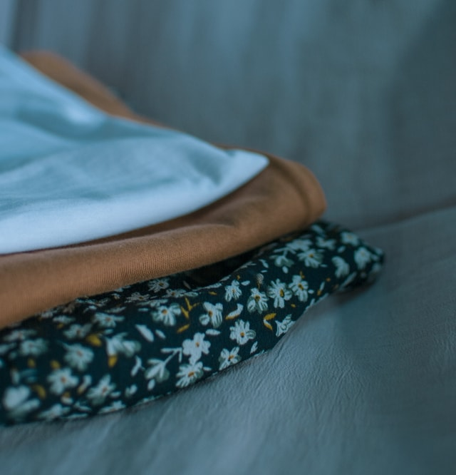 turquoise-textile-still-life-bed-wear picture material