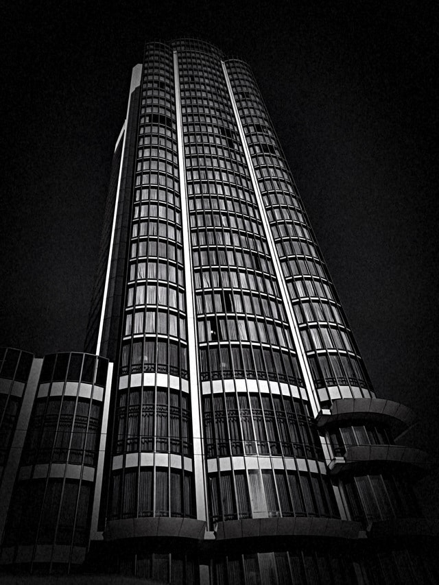 skyscraper-building-architecture-tower-facade picture material