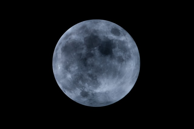 moon-moon picture material