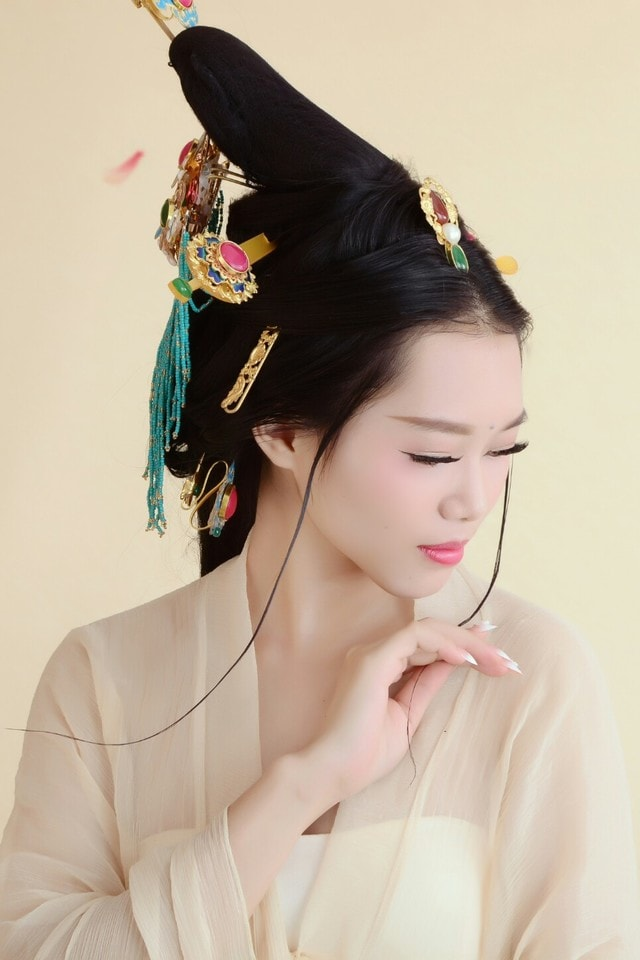 girl-woman-fashion-glamour-hair-accessory picture material