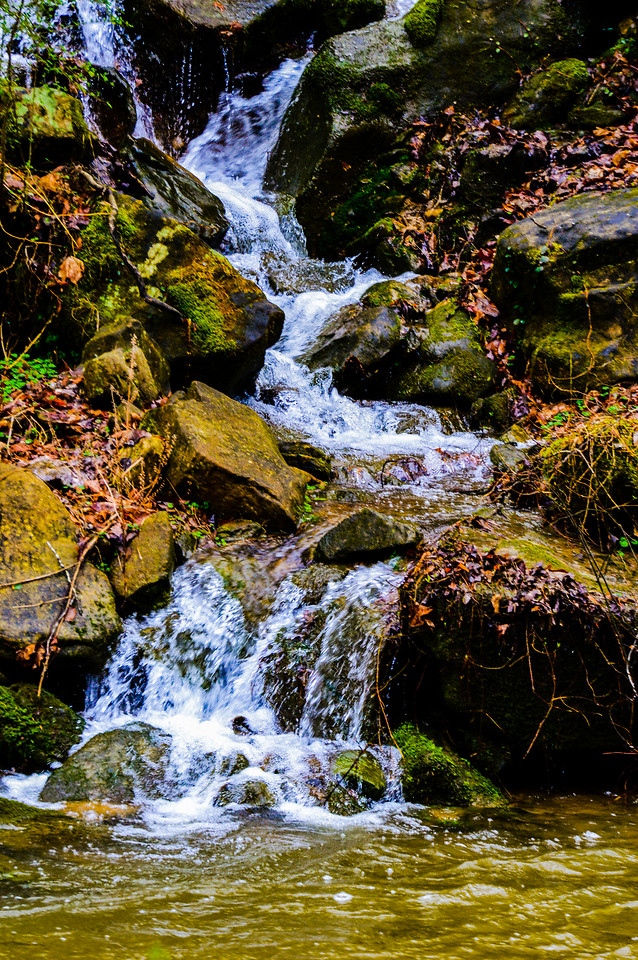 water-waterfall-stream-river-fall picture material