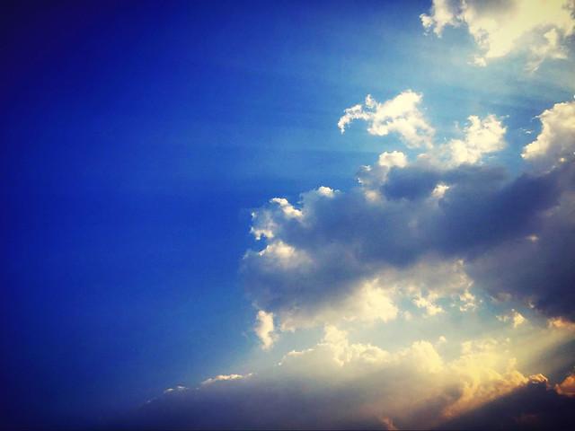 sky-atmosphere-light-evening-dawn 图片素材