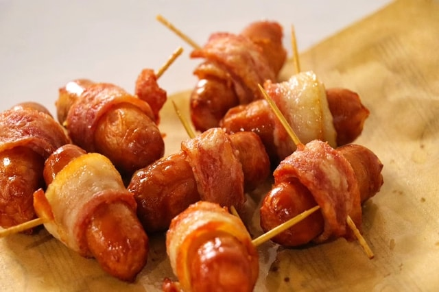 skewer-food-meat-kebab-sausage 图片素材