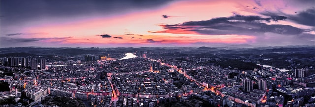 city-sky-cityscape-skyline-panorama picture material