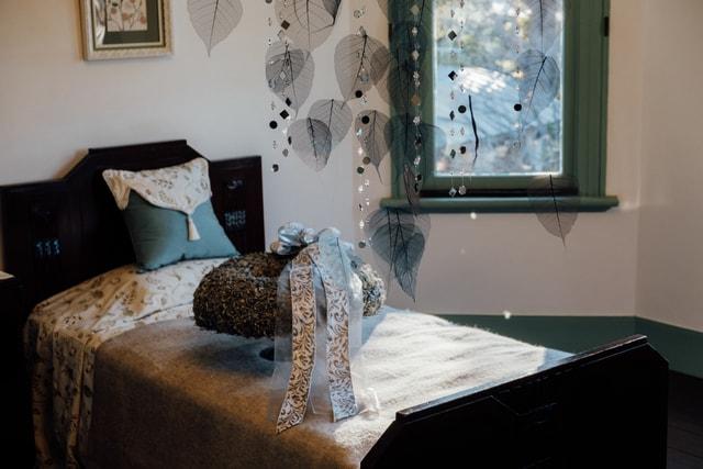 bed-japan-bedroom-interior-furniture 图片素材
