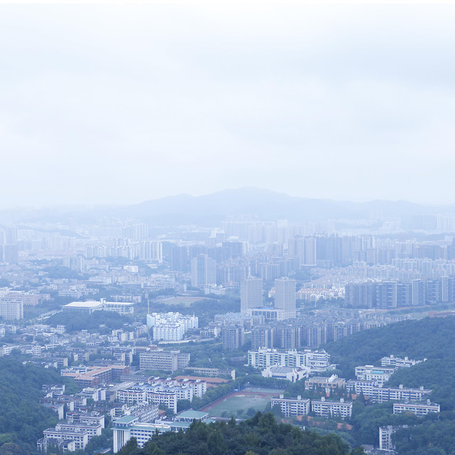 city-skyline-sky-cityscape-panorama picture material