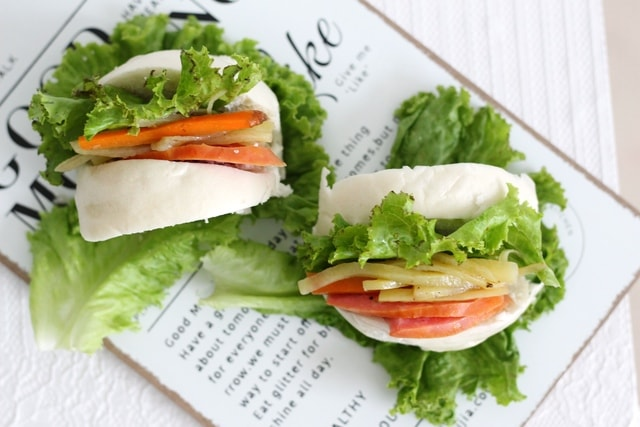 food-vegetable-salad-lettuce-appetizer 图片素材