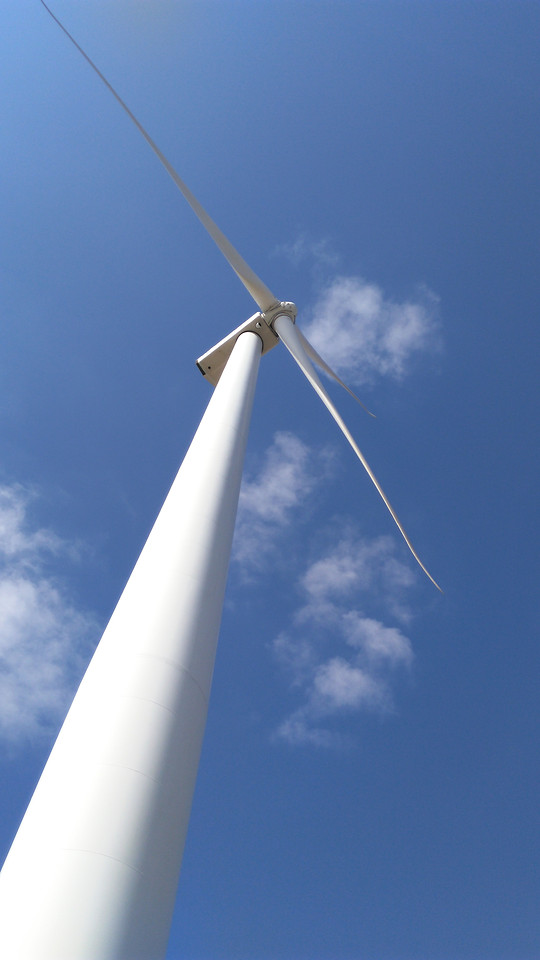 wind-electricity-windmill-grinder-turbine picture material