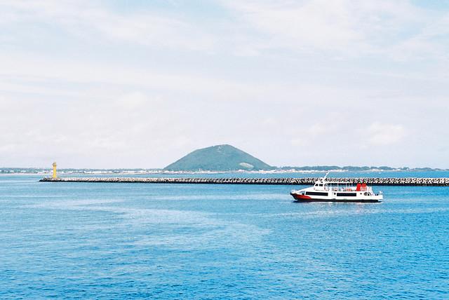 jeju-island picture material