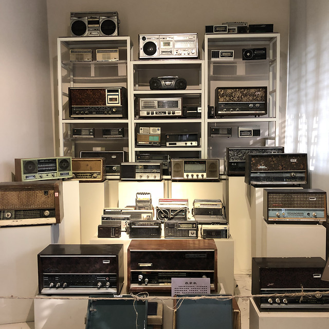 老收音机 picture material