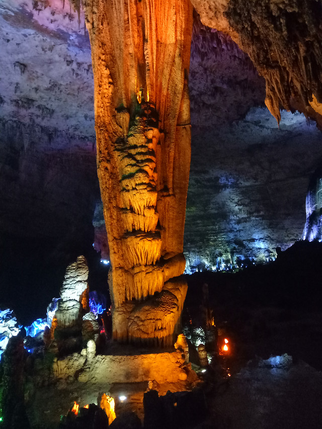 no-person-cave-travel-outdoors-light picture material