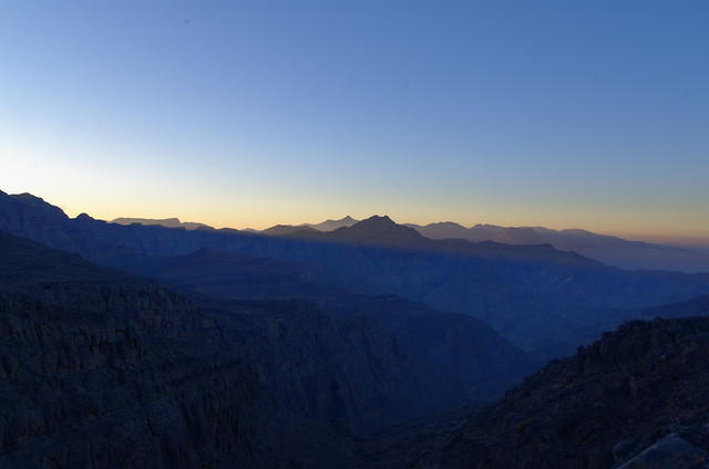 mountain-landscape-sunset-sky-snow 图片素材