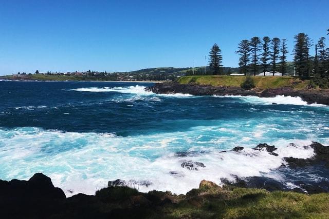 sea-body-of-water-sky-coast-ocean 图片素材