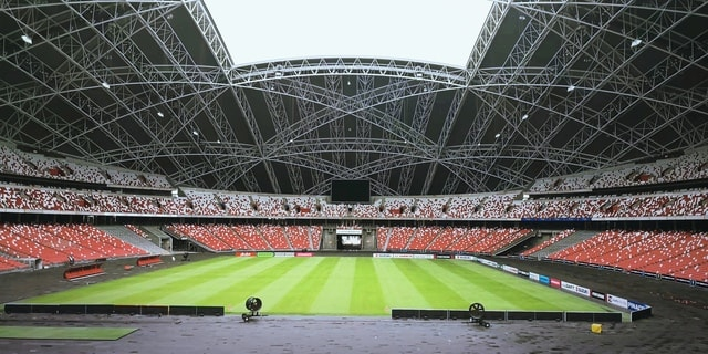 stadium-venue-game-court-physical-education picture material