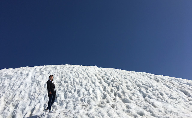 snow-winter-cold-mountain-ice picture material
