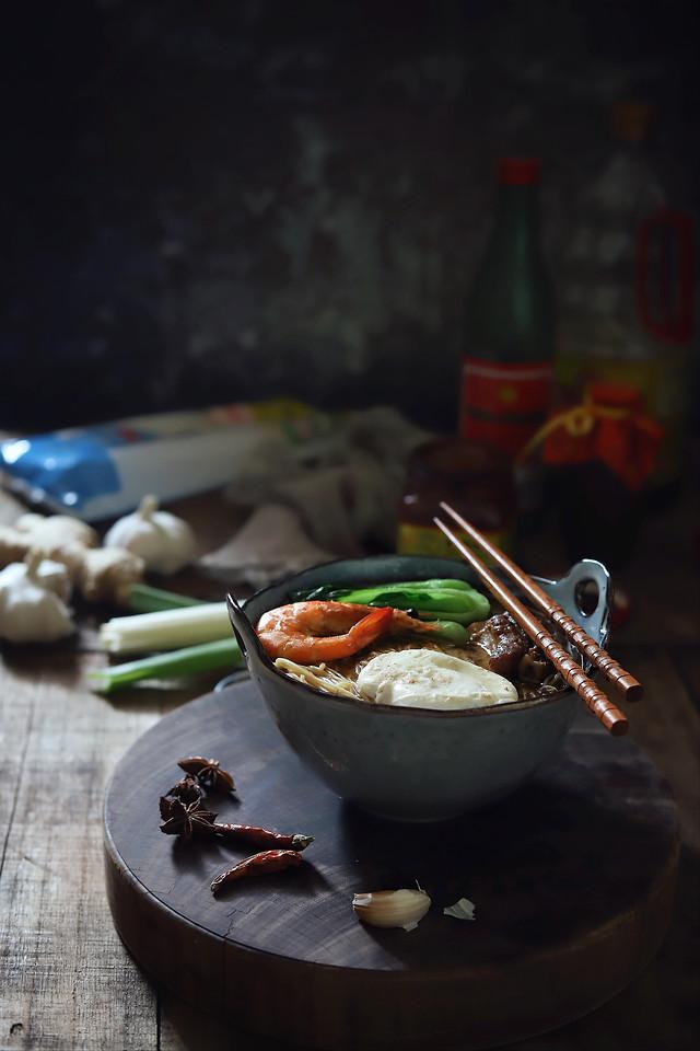 food-dish-still-life-cuisine-dark-tone picture material