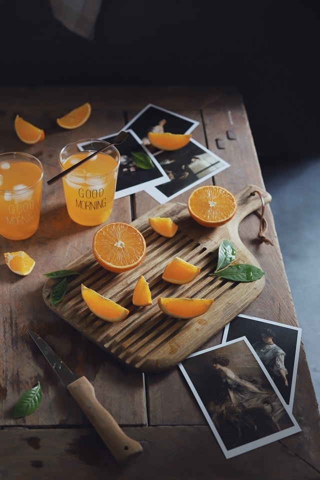 dark-tone-drink-light-and-shadow-make-a-sense-of-film-still-life-photography picture material