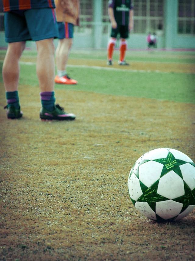 足球 picture material