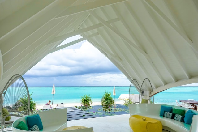 resort-vacation-hotel-sea-maldives picture material