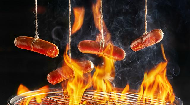 flame-hot-heat-burn-coal 图片素材
