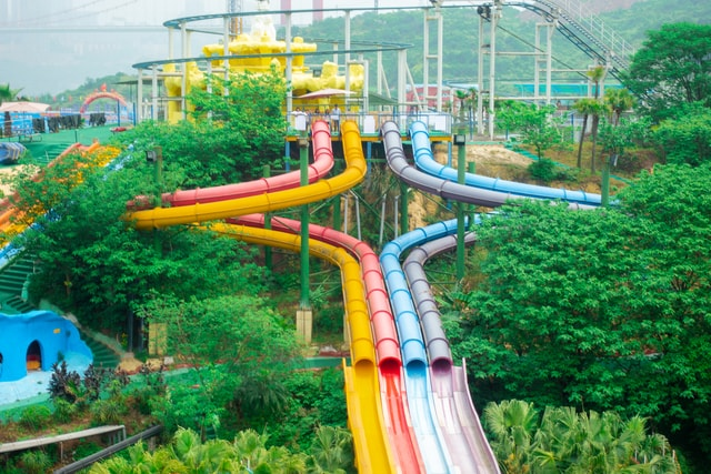 water-park-slides-water-park-slides picture material